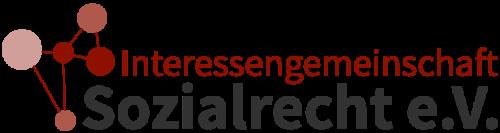 Interessengemeinschaft Sozialrecht e.V. Logo