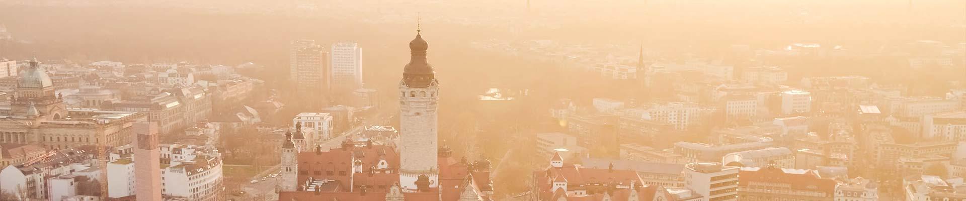 Luftbild Kanzlei Leipzig